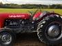 Simtgades traktors